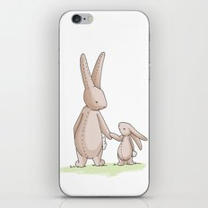 Bunny Love iPhone & iPod Skin