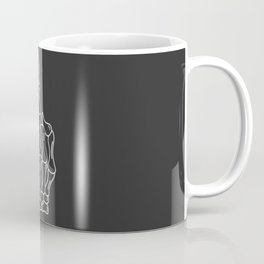 Fuck You | Skeleton Middle Finger Coffee Mug
