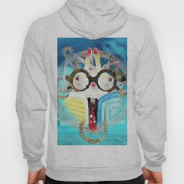 Time Bunny Voyage Hoody