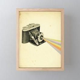 It's a Colourful World Framed Mini Art Print