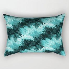 Raging waters... Rectangular Pillow