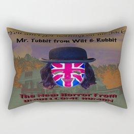 Remembering The Overlook Rectangular Pillow