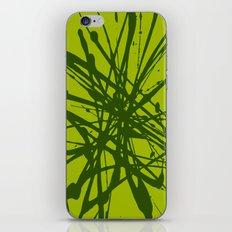 Bloom Green iPhone & iPod Skin
