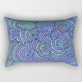 Coils Rectangular Pillow