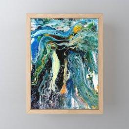 it's spiritual, baby Framed Mini Art Print
