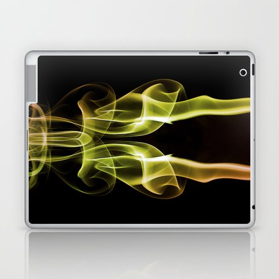 Smoke Photography #16 Laptop & iPad Skin