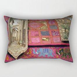 Fabrics 2! Rectangular Pillow