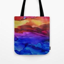 Calm the Storm Tote Bag