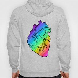 heart - love is love Hoody