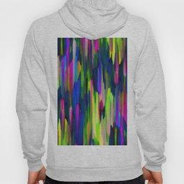 Colorful digital art splashing G256 Hoody
