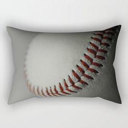 Baseball Ball Rectangular Pillow