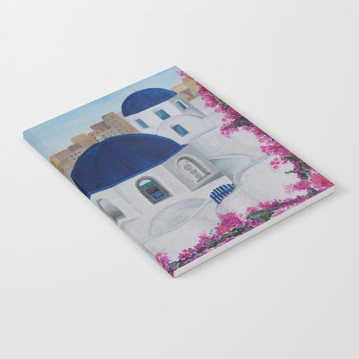 Church in Greece Notebook