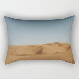 Sand Dunes Rectangular Pillow