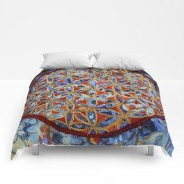 Flower of Life DreamCatcher  Comforters