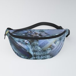 Burn-out Fanny Pack