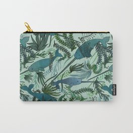 Narwhals Carry-All Pouch