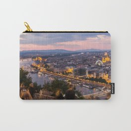 View over Budapest Carry-All Pouch