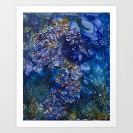 Garden Whispers Art Print