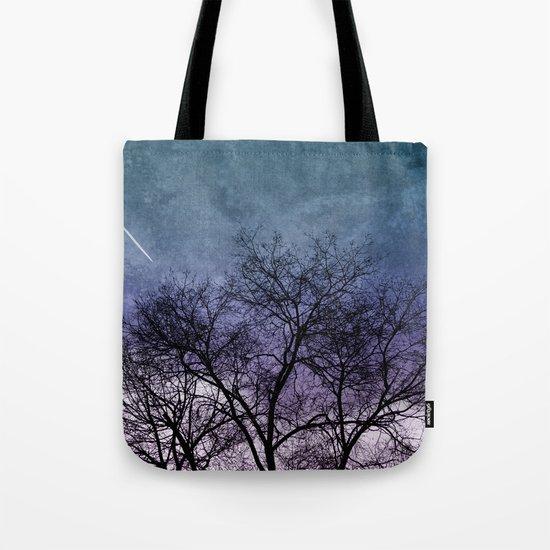 Winter dreams Tote Bag