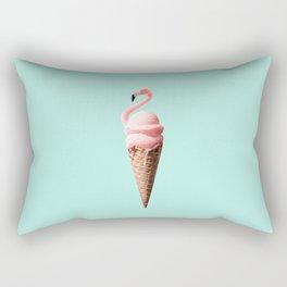 FLAMINGO CONE Rectangular Pillow