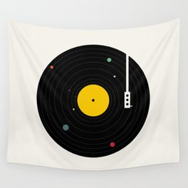 Music, Everywhere Wall Tapestry