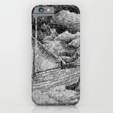 Fingerprint - Sailing Slim Case iPhone 6s