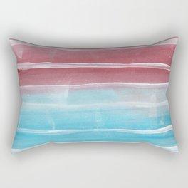 Tom Boy Stripes Rectangular Pillow