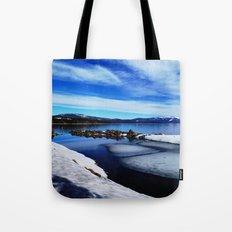 Tahoe City Tote Bag
