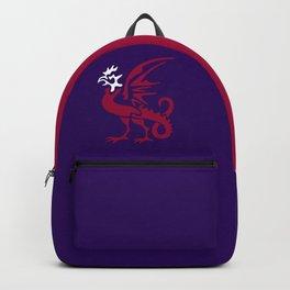 Myths & monsters: basilisk Backpack