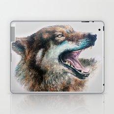 Wolf smile Laptop & iPad Skin
