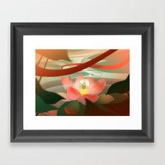 Crystal Seeker 2 Framed Art Print