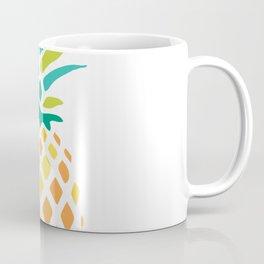 Summer Pineapple Coffee Mug