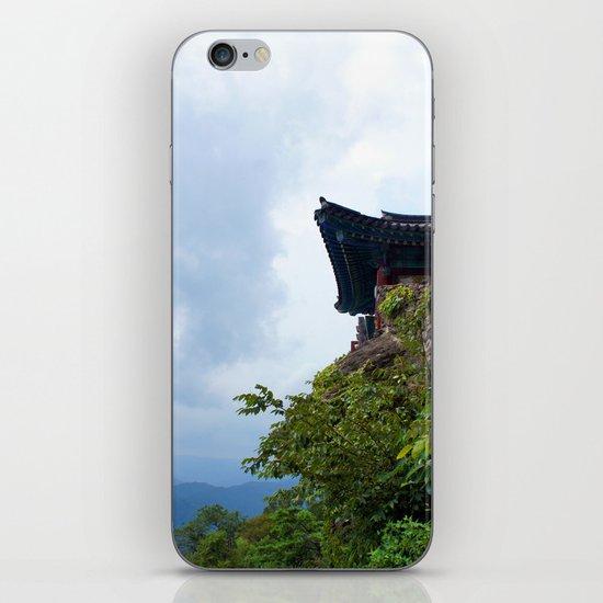 Temple Sasung 5 iPhone & iPod Skin