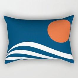 Swell - Marina Rectangular Pillow