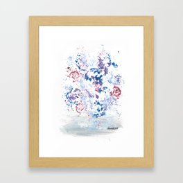 Botanical Impressions: BOUQUET 1 Framed Art Print
