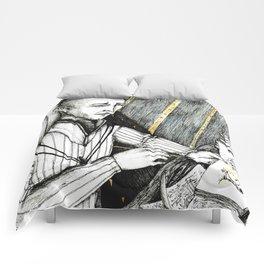 Fen'harel's sketchbook Comforters