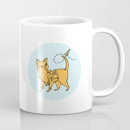 Bad Cattitude Coffee Mug