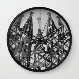 Sagrada Familia (Interior + Exterior), Barcelona Wall Clock