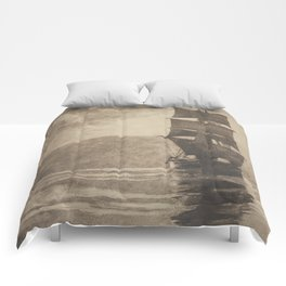 Sicilian Bark Comforters