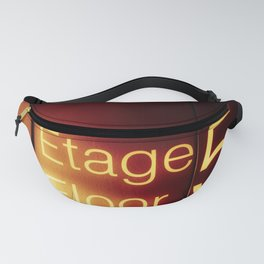 The Fifth floor  5th Fanny Pack
