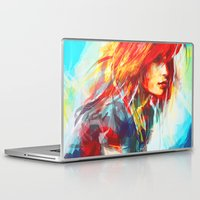 her Laptop & iPad Skins featuring Airplanes by Alice X. Zhang