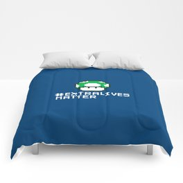 #Extra Lives Matter Comforters