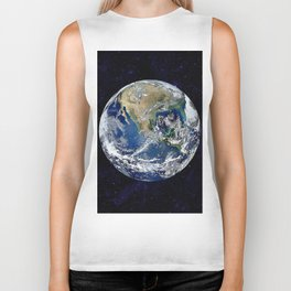 The Earth Biker Tank