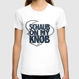 Schaub On My Knob T-shirt