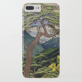 The Downwards Climbing iPhone Case