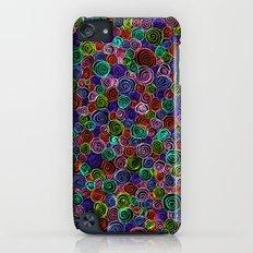 Do the Twist (jewel) iPod touch Slim Case