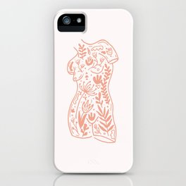 Plant Lady iPhone Case