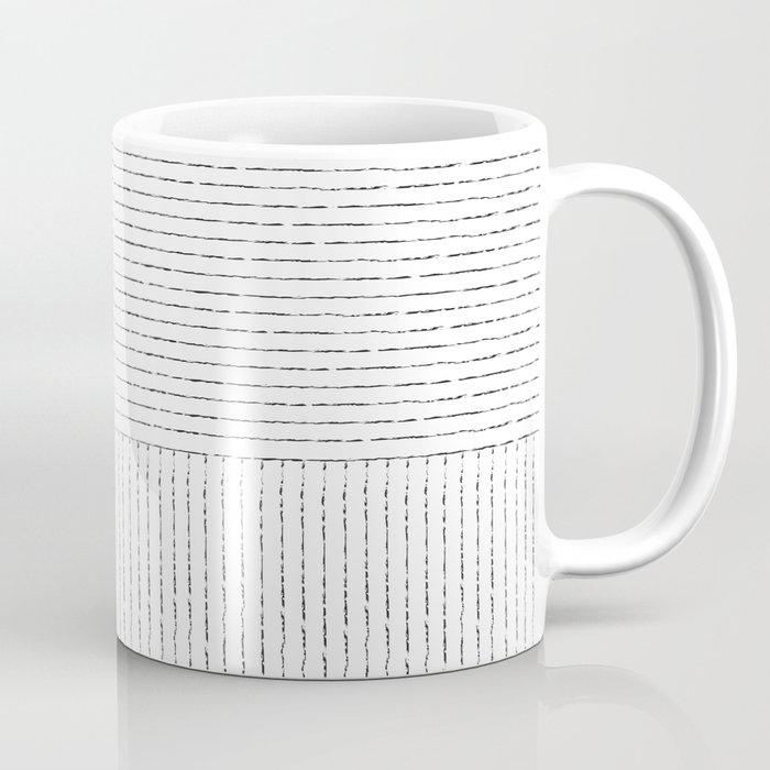 Lines Art Coffee Mug