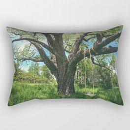 Swing the Summer Away Rectangular Pillow
