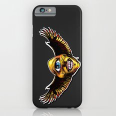 Happy Cycloptic Dog Eagle with a Stache Slim Case iPhone 6s